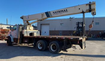 2003 National 900A 26 ton on Sterling stock 291 plein